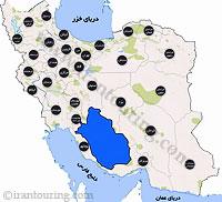 دانلود نقشه فارس