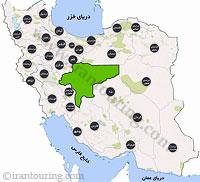 دانلود مسیرهای گردشگری اصفهان