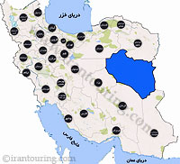 دانلود مسیرهای گردشگری خراسان جنوبی